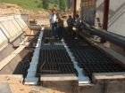 Unloading and transport to cable belt conveyor – Carmeuse